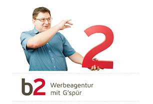 b2 Werbeagentur Bad Kreuzen Österreich