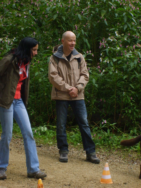 Tanja & Ronnie (Welcher Futternapf ist der richtige...?)