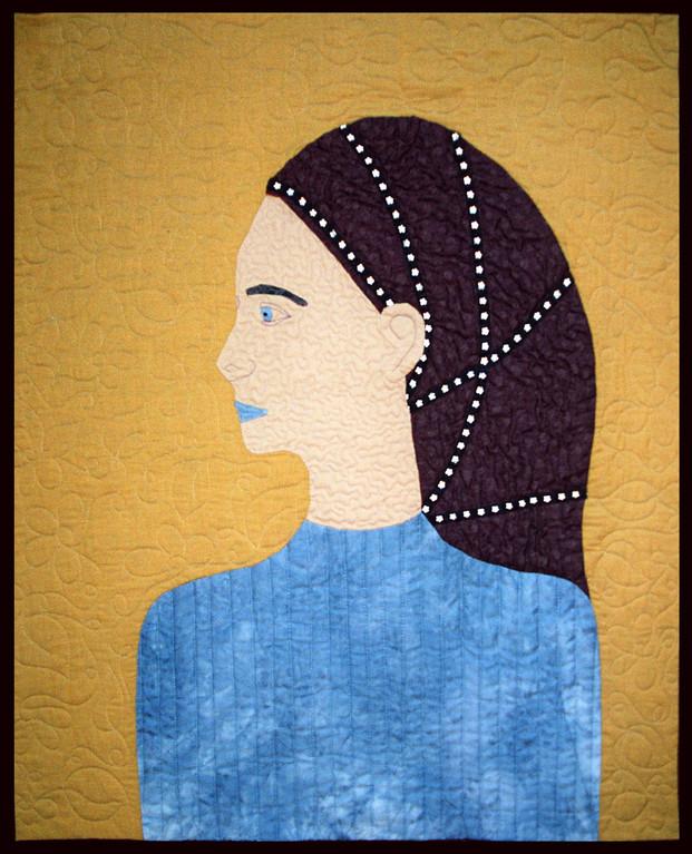 Ägypterin, inspiriert durch M. Chodakowska
