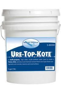 S-8000 Ure-Top-Kote Sealer