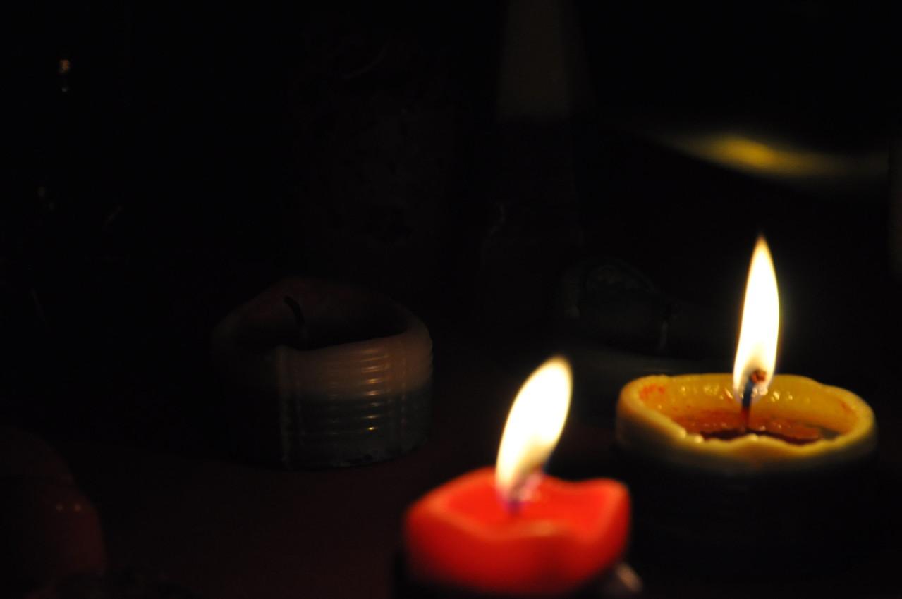"""Bei """"Kerz die Nacht"""" herrschen Wachs, Ambiente, Musik und Drinks."""