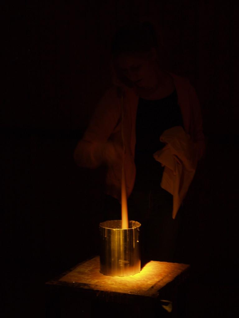 Kerz die Nacht: Ein einmaliges Event in Beinwil am See.
