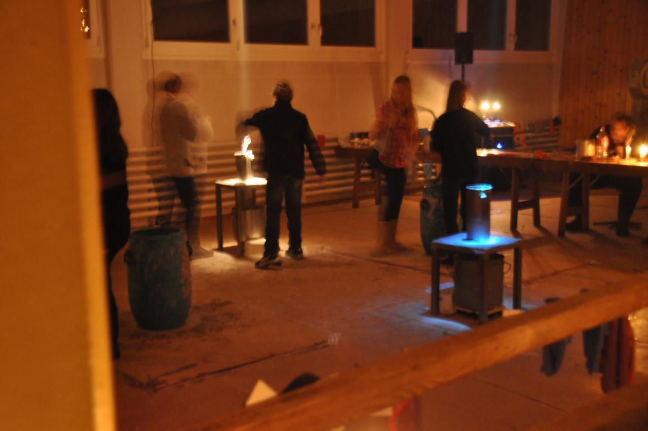 Kerz die Nacht auch 2012 ein voller Erfolg...