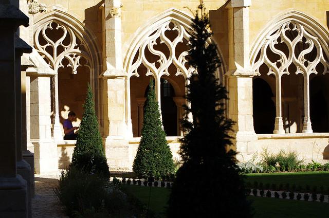 Cloître de Cadouin - © Pays de Bergerac, Joffrey Revoy