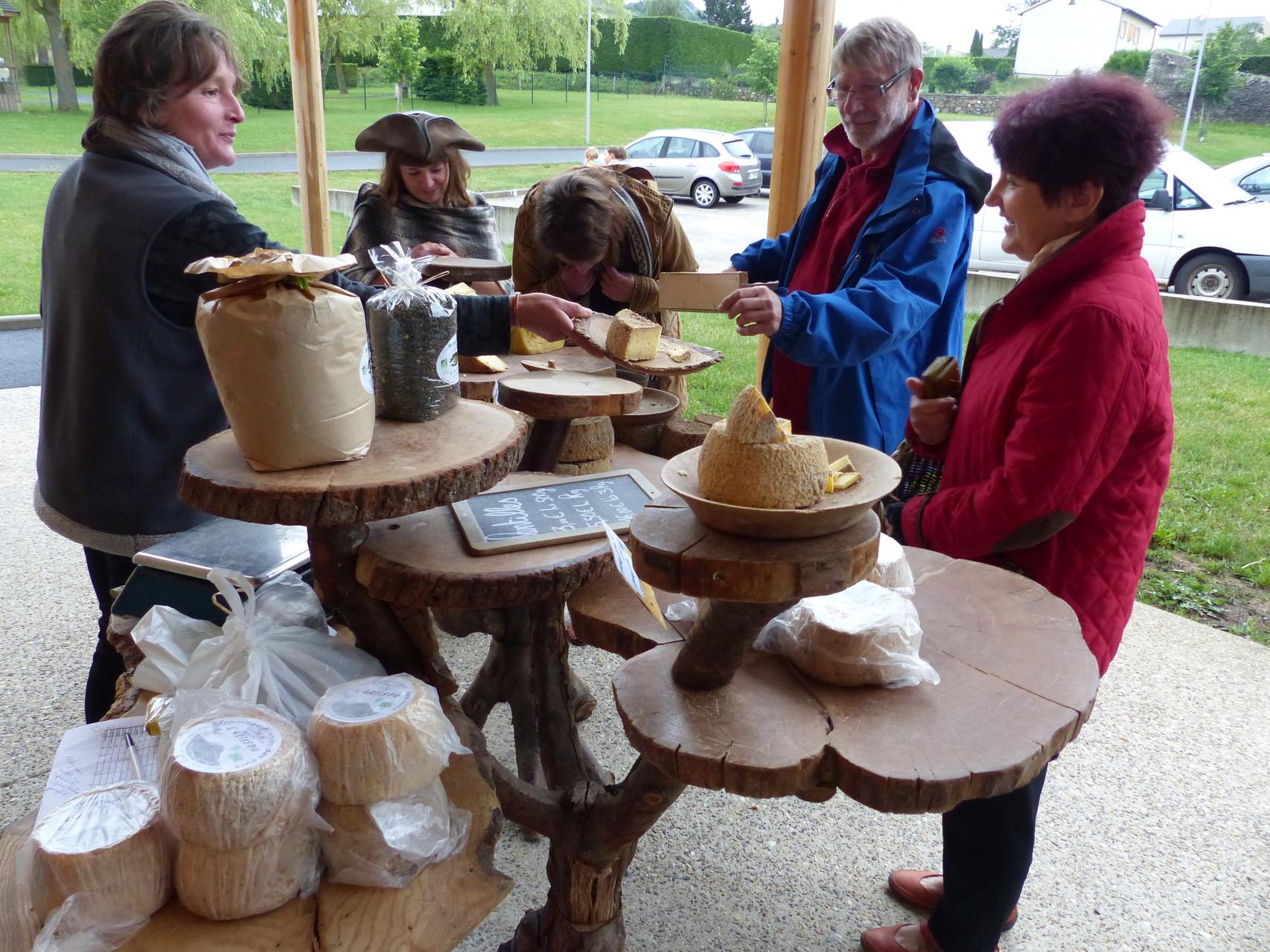 Gaec de l'artisou, productrice de fromage aux artisous