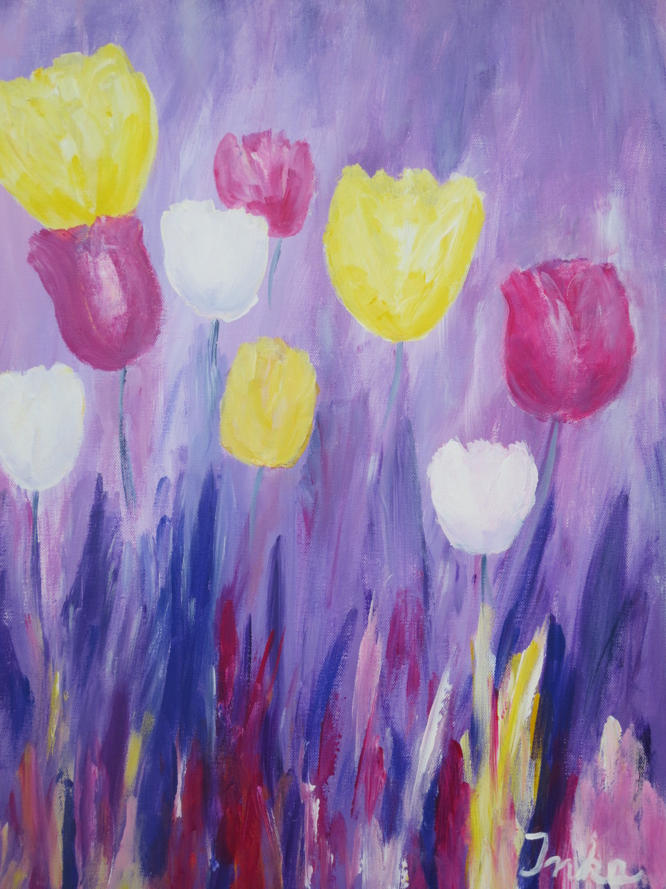 Tulpen (60 x 50)