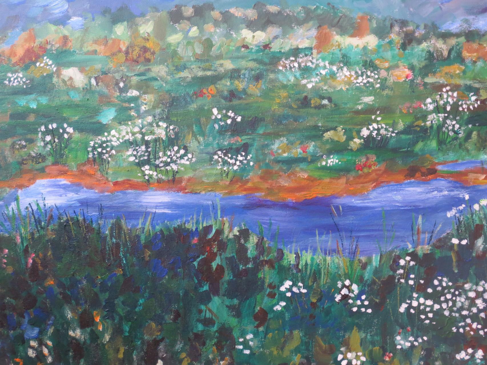 Wollgrass (50 x 70)