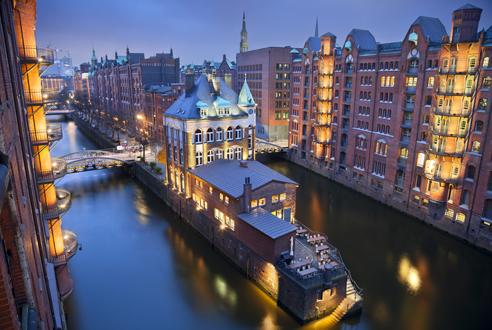 Das Faszienzentrum Nord findet ihr in der Hafencity Hamburg