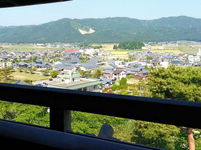 お城からの眺めが良かったです☆