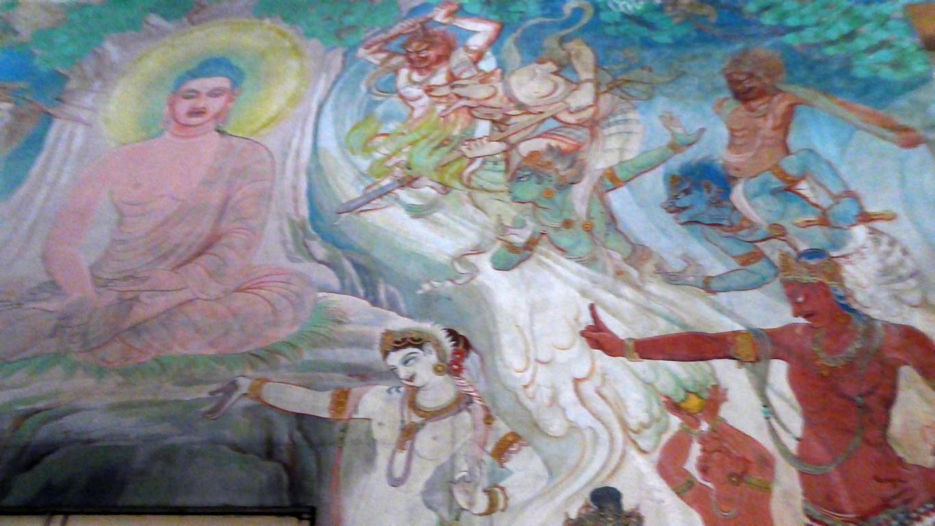 Im Buddha Tempel