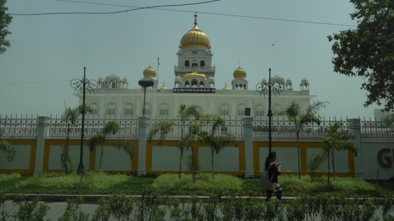 Sikh Tempel