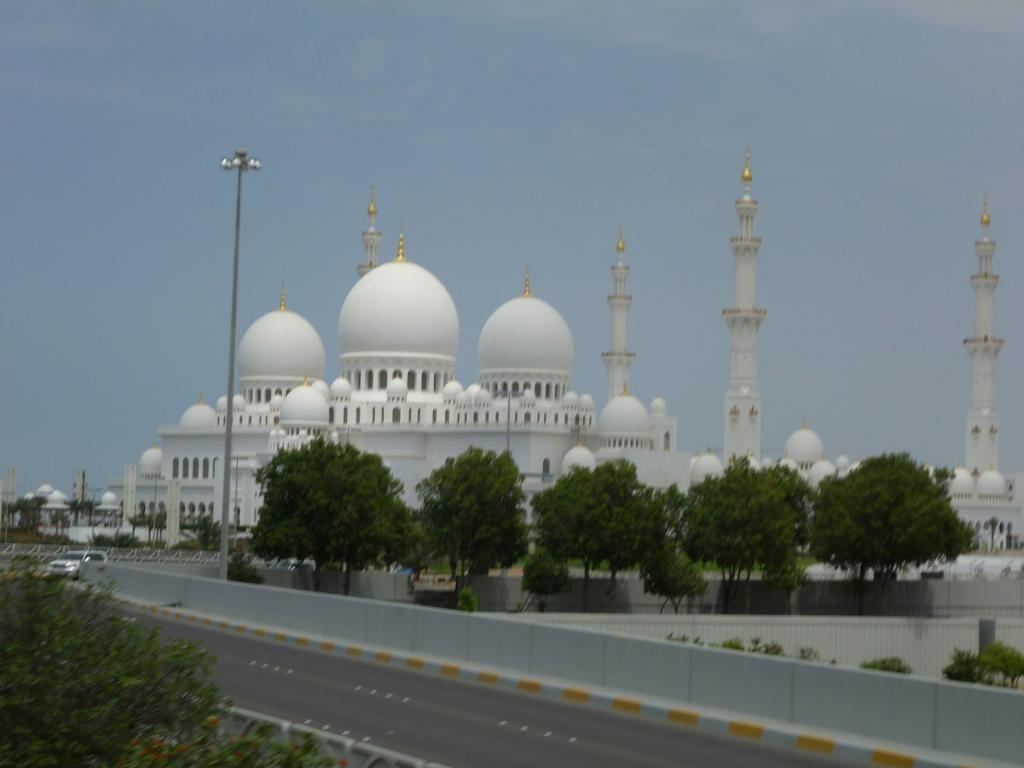 Die 3. größte Moschee der Welt