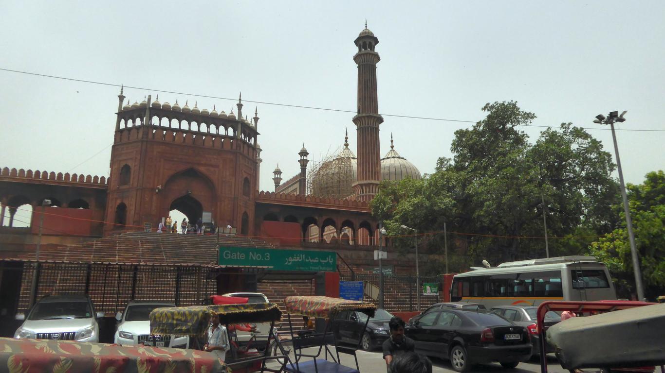 Moschee Jama Masjid