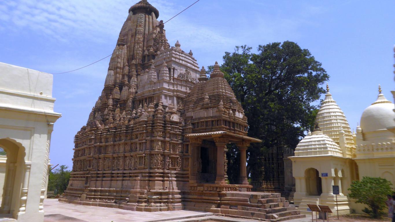 Die Religion ist der Jainismus
