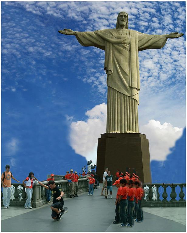Guenter Mokulys in Rio de Janeiro