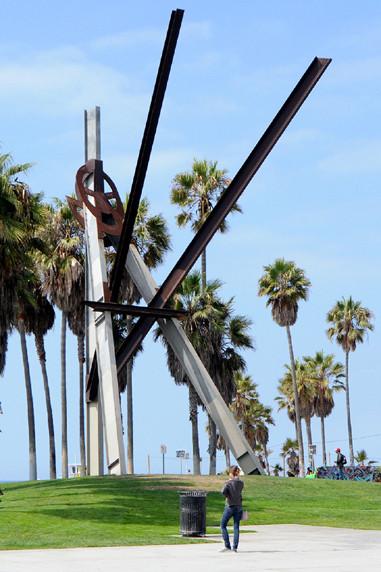 Das Symbol von Venice Beach