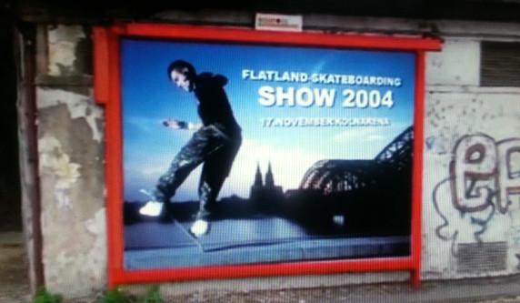 Guenter Mokulys Skateboard Show 2004