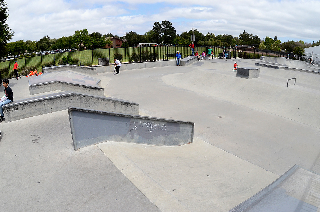 Burges Skate Park