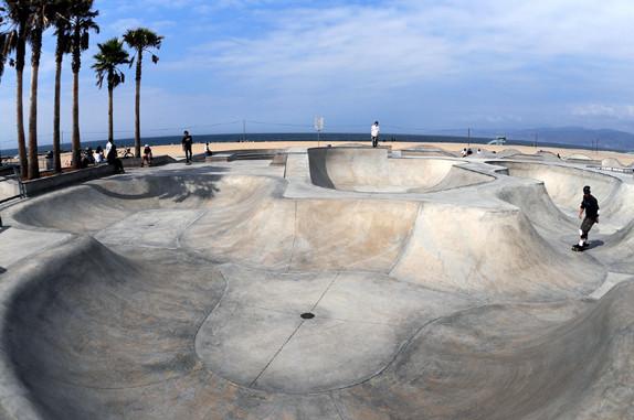 Venice Beach Skate-Park
