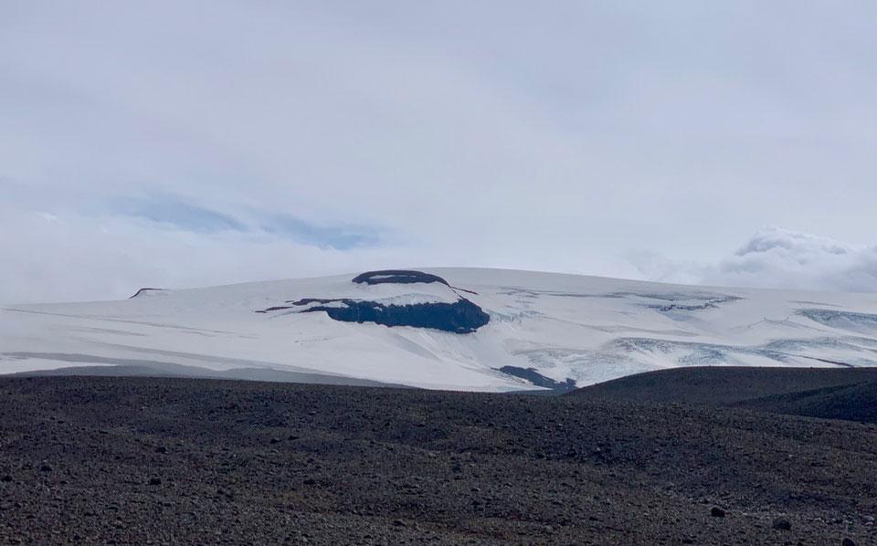 Sulla strada per il Langjökull. Foto di Alessia Paionni