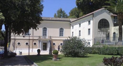 Museo Carlo Bilotti, Aranciera di Villa Borghese