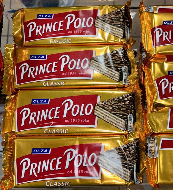 Prince Polo: può salvarti la vita.