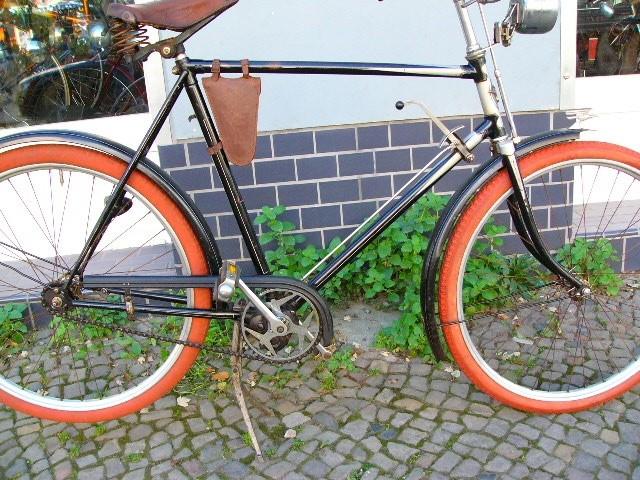 Adler Getrieberad 30er Jahre