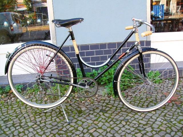 Stucchi Sportrad 50er Jahre