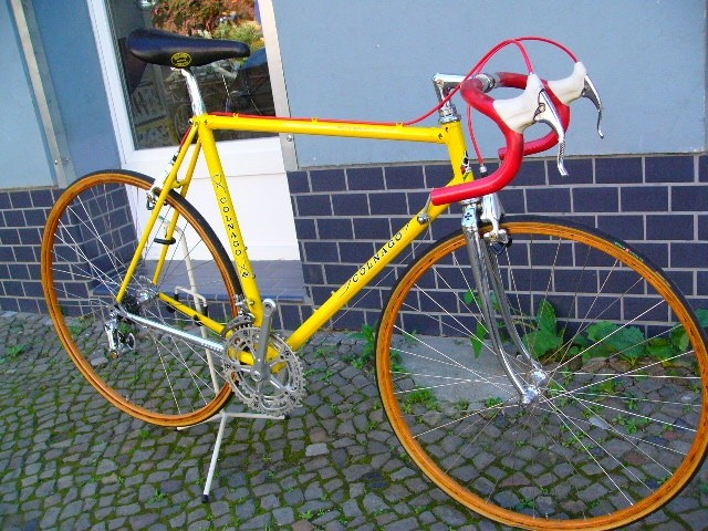 Colnago Arabesque 1982