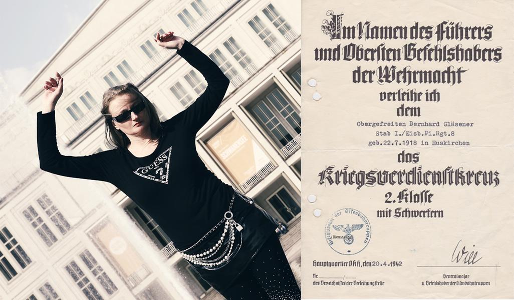 Richard Wagner - dieses komplizierte Thema! Elvira vor der Oper in Leipzig und Kriegsverdienste meines Vaters