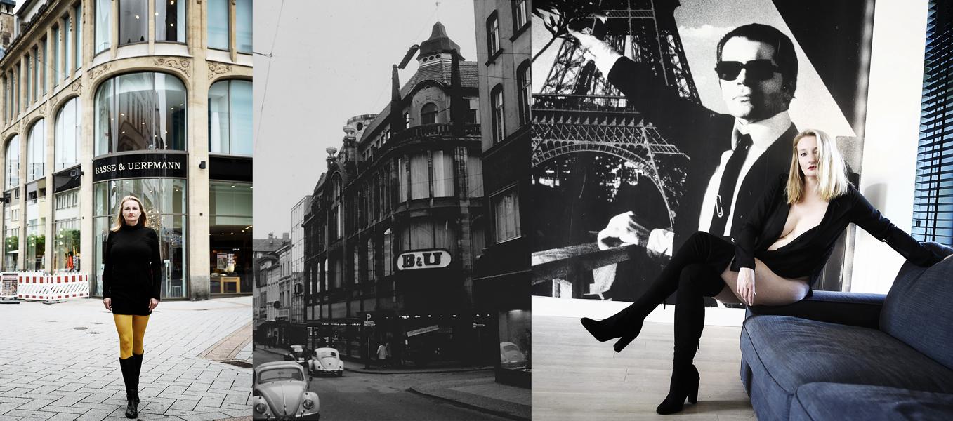 Die Mode kam, die Mode ging - Das Modehaus, in dem meine Mutter und Elvira arbeiteten