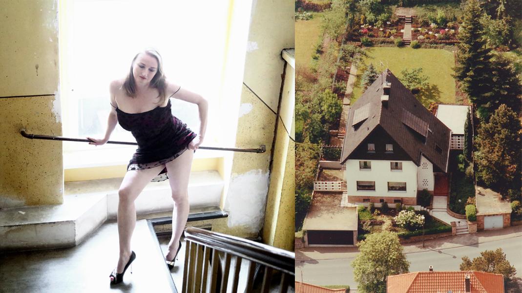 Das Haus, das Elvira nie mehr von innen sah - Elternhaus meiner Mutter in Iserlohn, Görresstraße