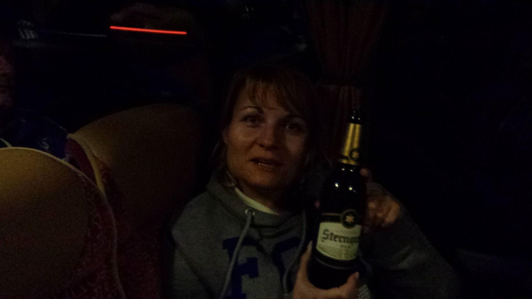 Plauner trinken Sternquell