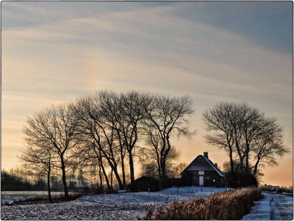 Noldeland im März