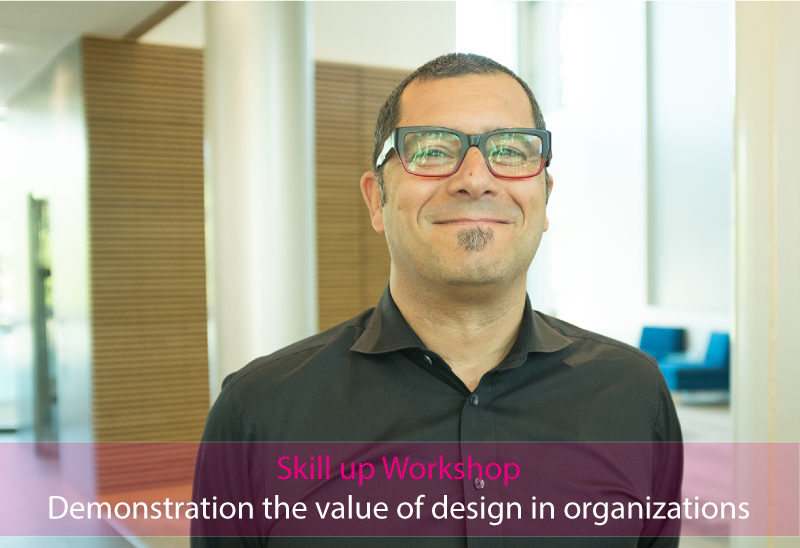 Demonstrating the value of design in organizations