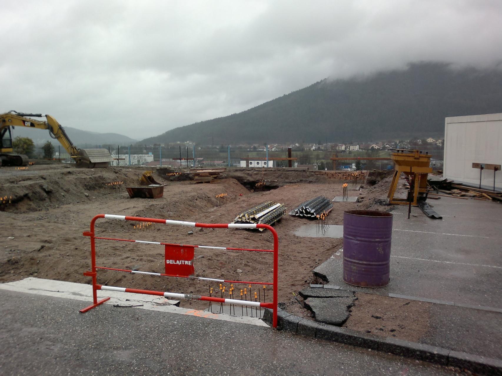 Sem04: Les fondations qui commencent...