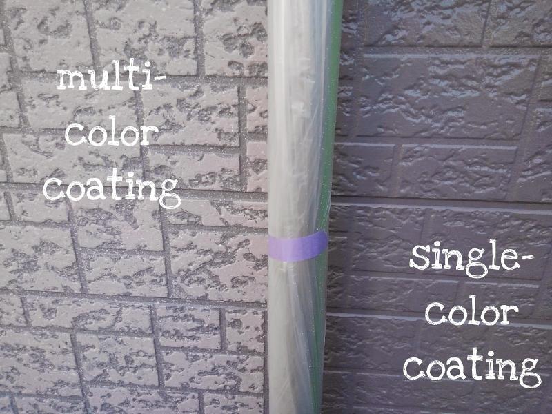 多彩模様vs単色塗り潰し