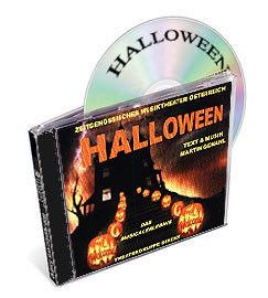 "CD Cover ""Halloween"""