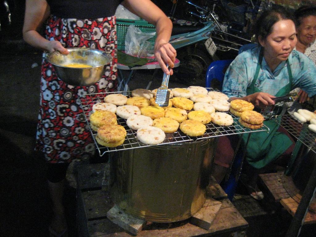 タイ風焼き餅