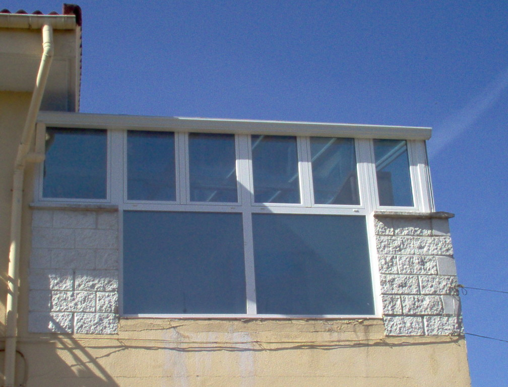 techos móviles vidrio