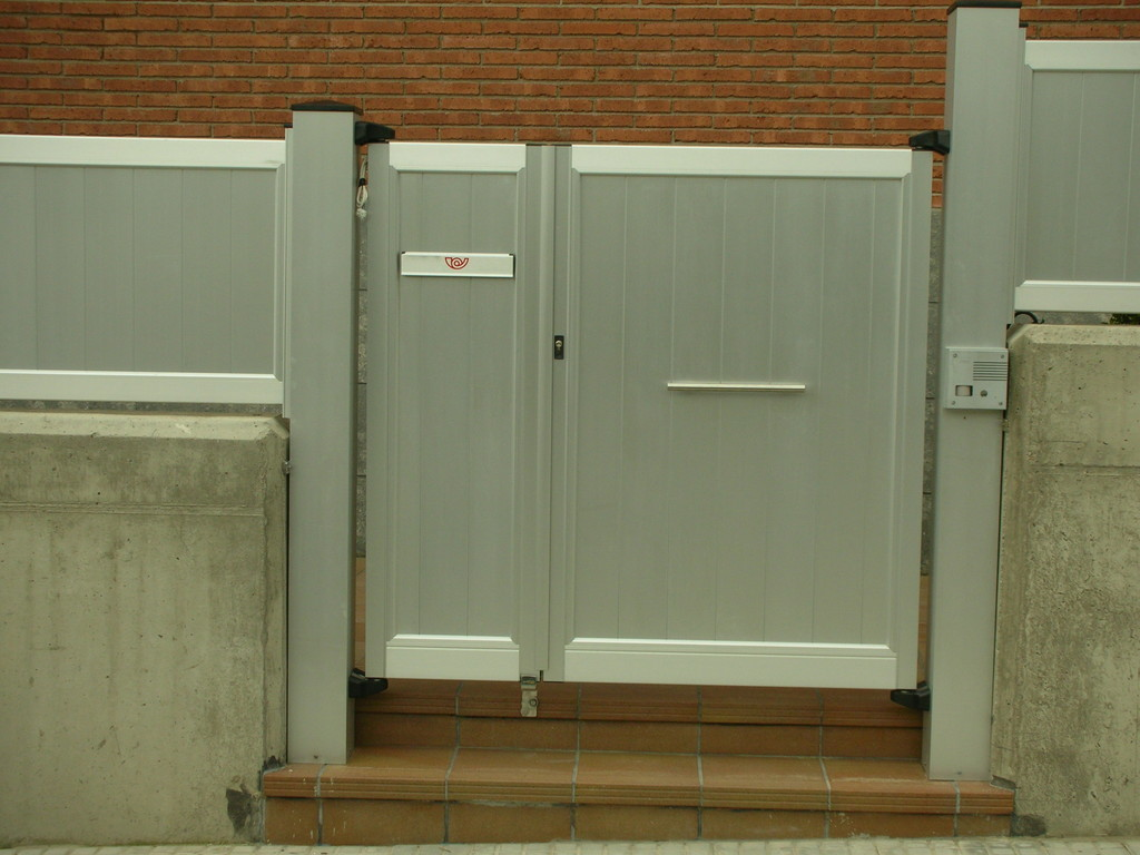 Puertas correderas de jardin finest jardin puertas - Puertas de madera para jardin ...