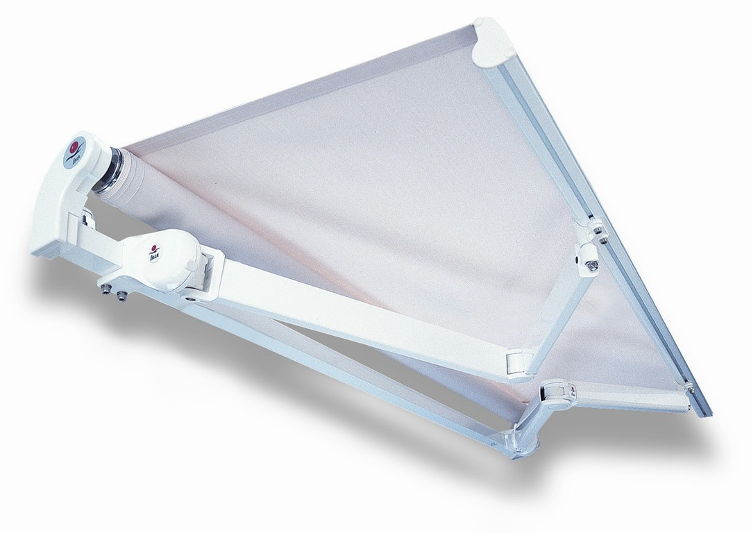 Toldos de brazos extensibles aluminios no in gar s for Sistema poleas para toldos