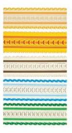 Colores de la cortina antimoscas de plástico Olimpia