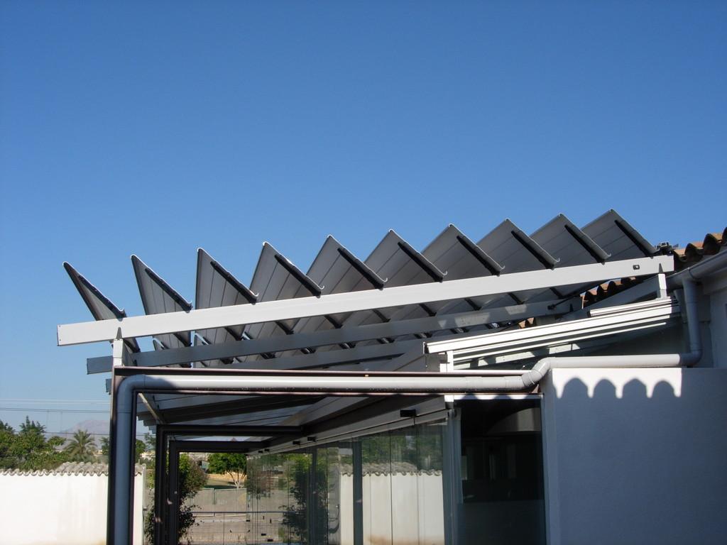 techos móviles - aluminios noáin garés