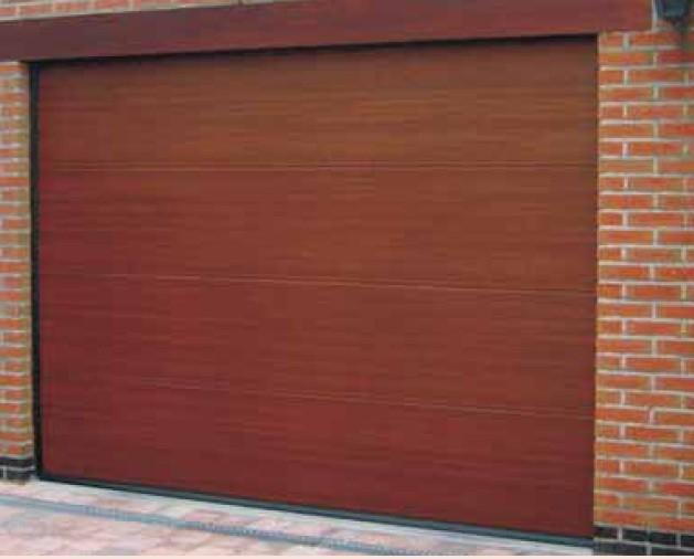 Puertas garaje enrrollables