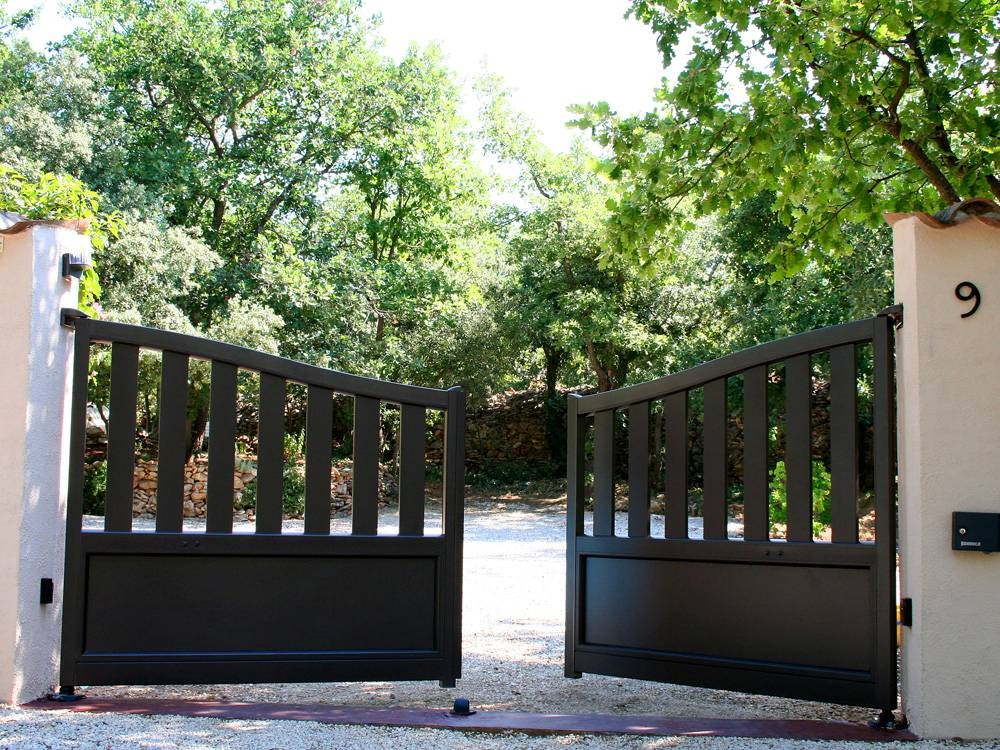 Puertas jardin aluminio precios beautiful puertas de - Puertas de aluminio para jardin ...