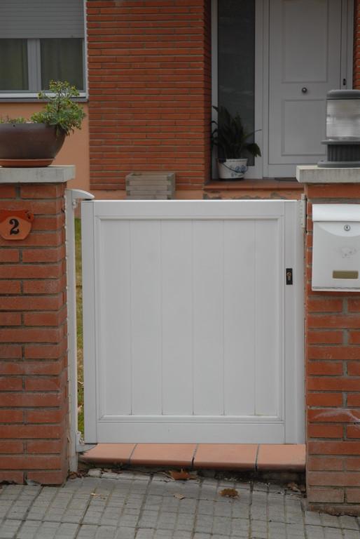 Vallas de aluminio para jardin vallas para torre barcelona vallas para jardin barcelona with - Aki vallas jardin ...