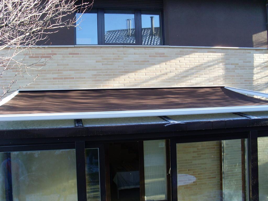 Toldos horizontales aluminios no in gar s - Tipos de toldos para terrazas ...
