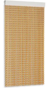 Cortina antimoscas de plástico Krisol