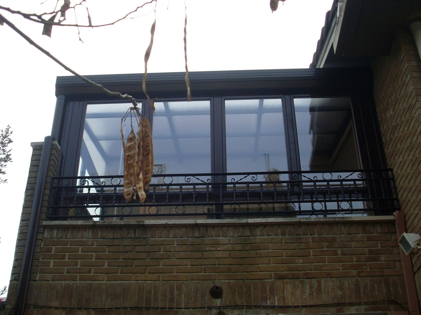 techo policarbonato Navarra